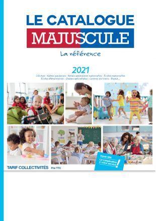 Catalogue Majuscule 2021