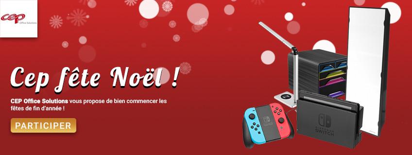 Concours : CEP fête Noël !