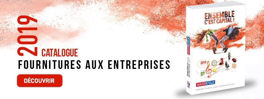 Le Catalogue Fournitures aux Entreprises 2019