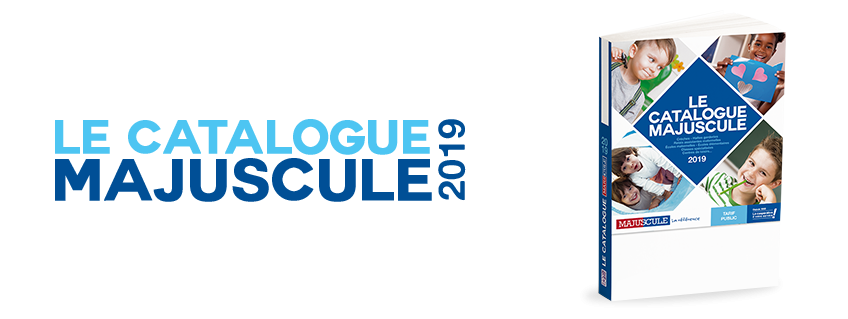 Catalogue MAJUSCULE 2019