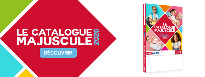 Le Catalogue MAJUSCULE 2020