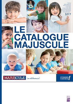 Le Catalogue MAJUSCULE Scolaire 2017