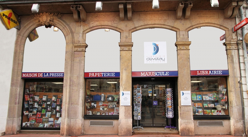DEVELAY Librairie Papeterie Maison de Presse