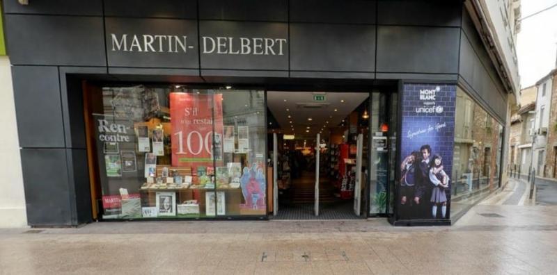 LIBRAIRIE MARTIN DELBERT