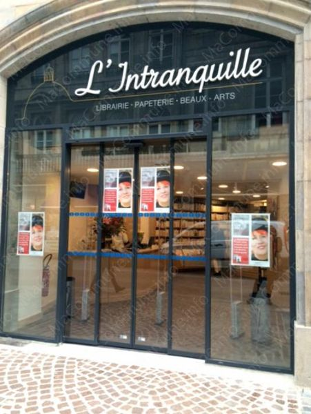 L'INTRANQUILLE PLAZZA