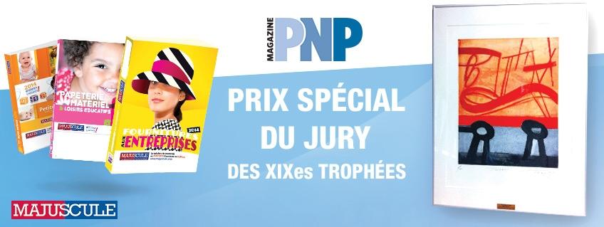 Prix spécial des XIXes Trophées PNP de la communication