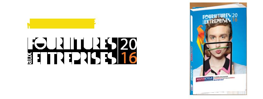 Catalogue Fournitures aux Entreprises 2016