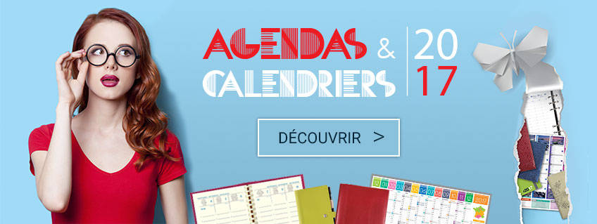 Catalogue Agendas et Calendriers 2017