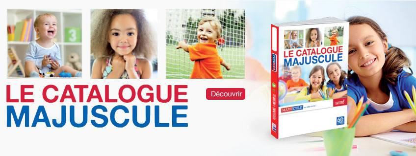 Le Catalogue MAJUSCULE 2018