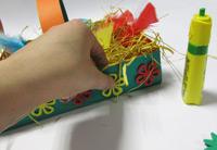 Etape 6 Atelier panier de paques