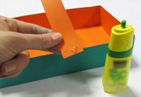 Etape 4 Atelier panier de paques