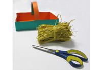 Etape 5 Atelier panier de paques