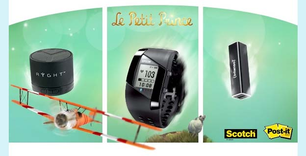 Ma Rentrée MAJUSCULE : Concours Petit Prince