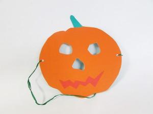 Masque de citrouille Halloween étape 3-3