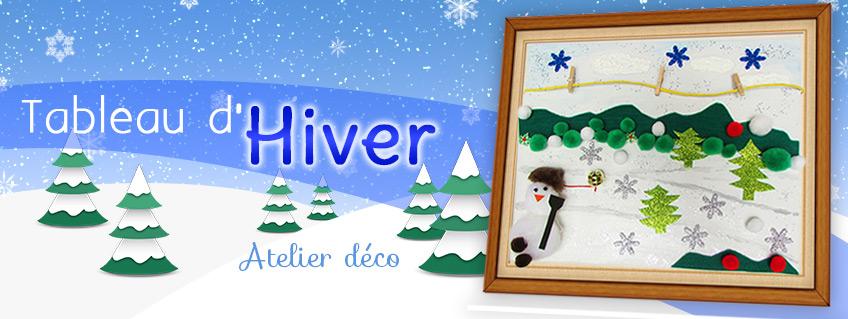Tableau d'Hiver
