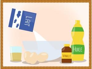 Chandeleur : recette des crêpes étape 2