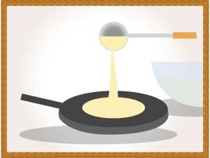 Chandeleur : recette des crêpes étape 3