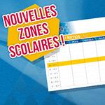 Emploi du Temps, Calendrier Vacances 2015 - 2016