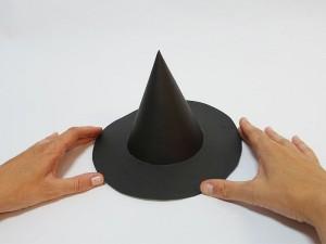 Chapeau de Sorcière : Étape 3-2