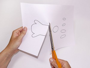 Marionnettes à doigts : étape 1 - 1
