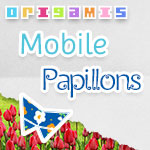 Mobile Papillons