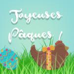 Gagnez des Cadeaux avec le Concours de Pâques !
