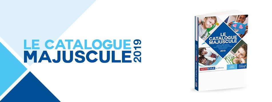 Catalogue MAJUSCULE 2019