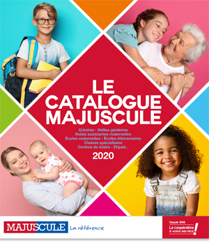 Catalogue MAJUSCULE 2020
